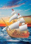 """Схема """"Ветер в парусах. Вечер"""" Г-5144"""